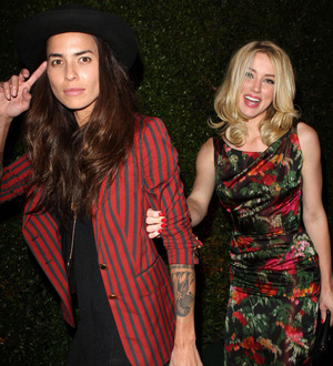 Amber Heard Revealed Sexuality To Help Other Lesbians