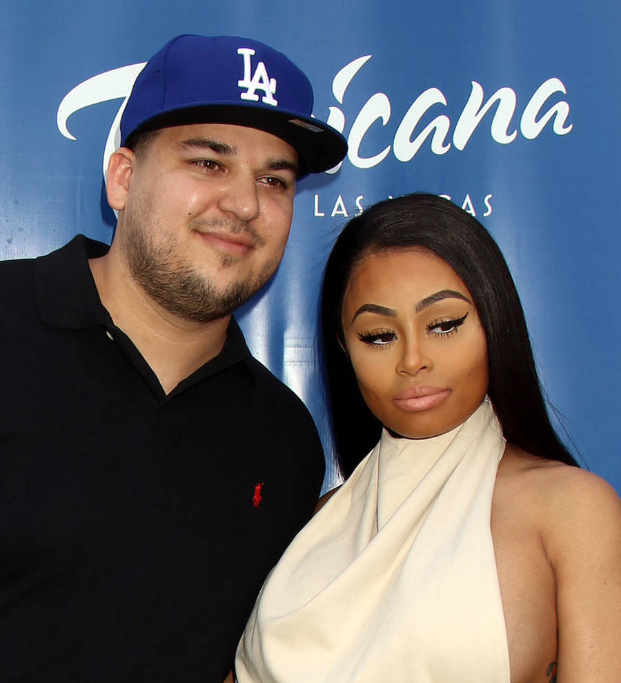 Young Hollywood | Blac Chyna quizzes fiance about other