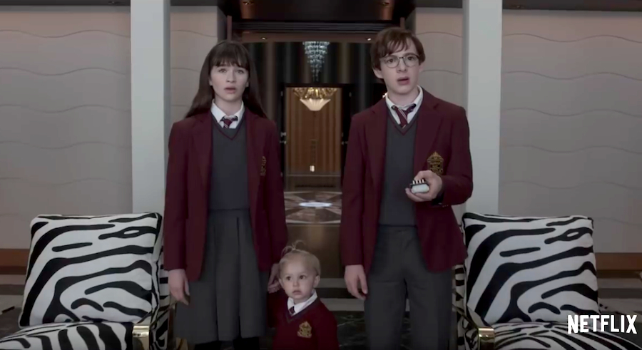 A Series Of Unfortunate Events Netflix Season 2