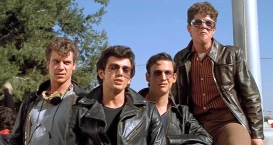Young Hollywood Summer Movie Guilty Pleasures Grease 2