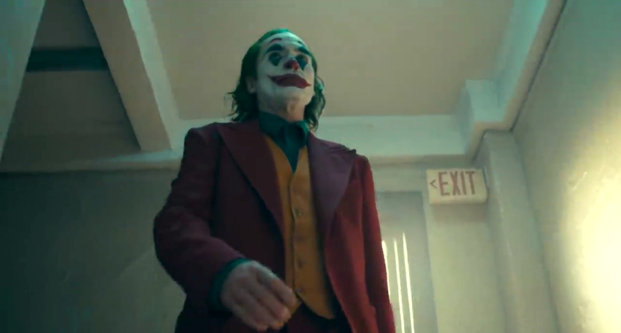 First Look at Joaquin Phoenix's Unsettling Take on the 'Joker'!