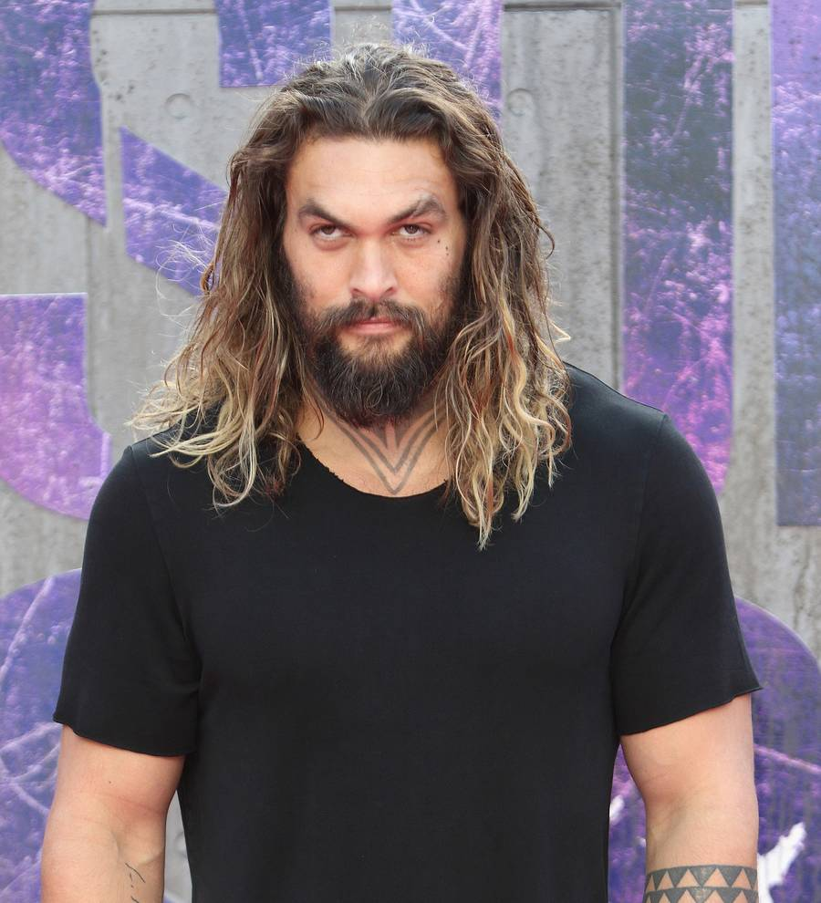 Young Hollywood Jason Momoa In Talks For The Crow