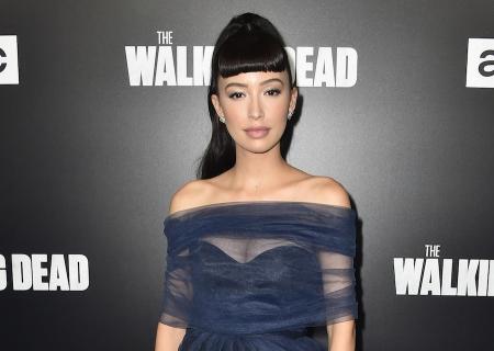 """The Walking Dead"" Star Christian Serratos Tapped For Lead in Netflix's Selena Bio-Series!"