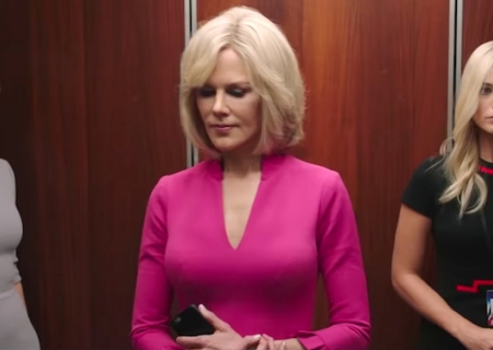 ICYMI: Charlize Theron is Almost Unrecognizable as Megyn Kelly in 'Bombshell' Trailer!
