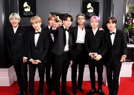 BTS's Next World Tour Kicks Off This Summer In L.A.!