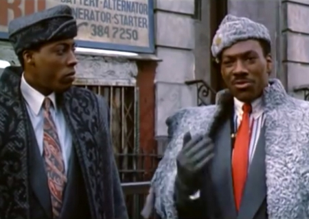 Eddie Murphy Is Your King-to-Be in 'Coming to America' Sequel!