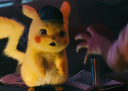 New 'Detective Pikachu' Trailer Offers Looks At Other Classic Pokémon Characters!