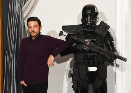 Disney Announces Live-Action 'Rogue One' Prequel TV Series Starring Diego Luna!