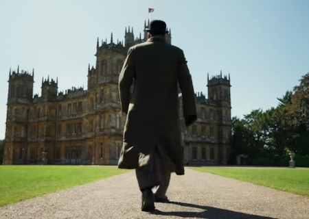 First Full 'Downton Abbey' Movie Trailer Teases a Royal Occasion!