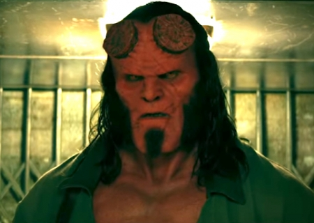 First Trailer for David Harbour's 'Hellboy' Promises a Devilishly Good Time!