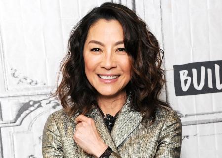 WOMEN WE LOVE: Michelle Yeoh