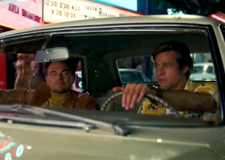 ICYMI: First Trailer For Quentin Tarantino's 'Once Upon a Time In Hollywood' Transports Us Back to 1960s L.A.!