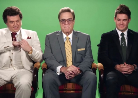 ICYMI: Danny McBride, John Goodman, & Adam DeVine Get Righteous For New HBO Comedy!