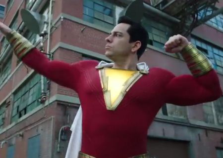 Zachary Levi's 'Shazam!' Puts The Humor Back in The DCEU!