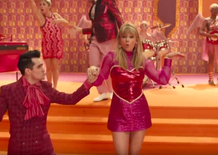 """Our 5 Favorite Moments From Taylor Swift's New """"ME!"""" Video!"""