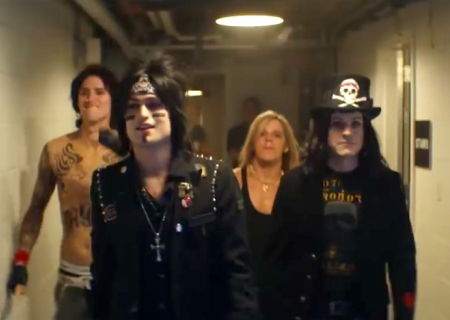 ICYMI: Netflix's 'The Dirt' Puts Iconic Metal Band Mötley Crüe Back In The Spotlight!