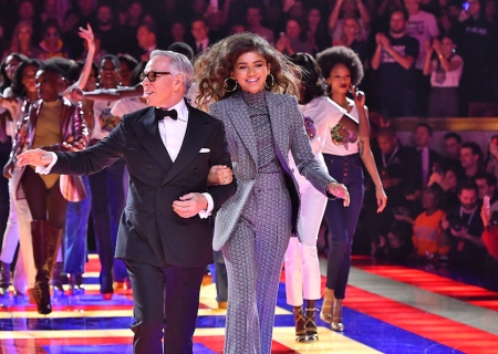 Zendaya Wows At Paris Fashion Week With Her Tommy Hilfiger Collab Collection!