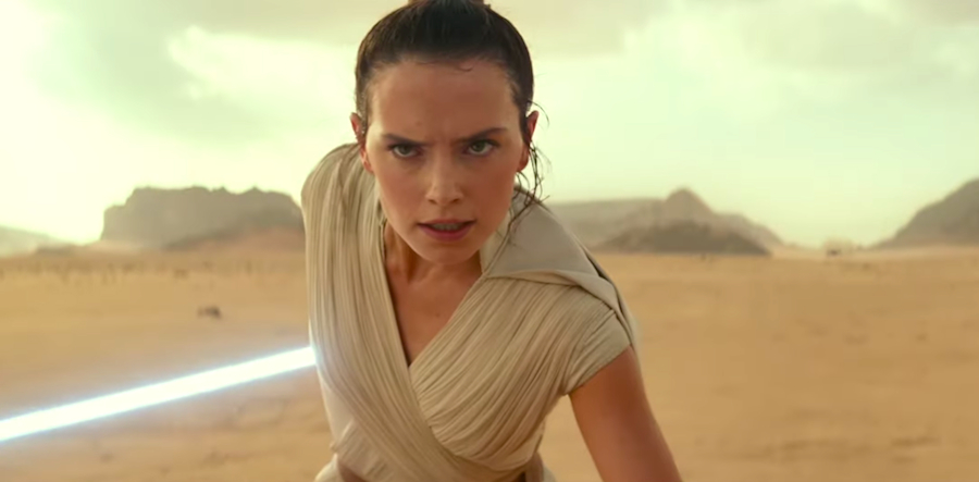 The First Trailer For 'Star Wars: Episode IX' Is Here & I Am Not Okay!