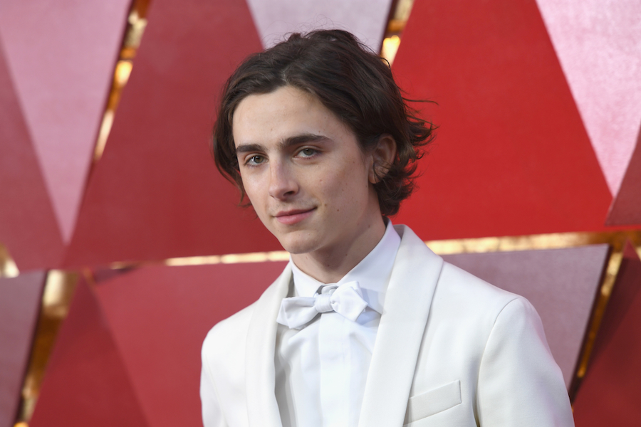 Young Hollywood | 4 Things You Should Know About Timothée