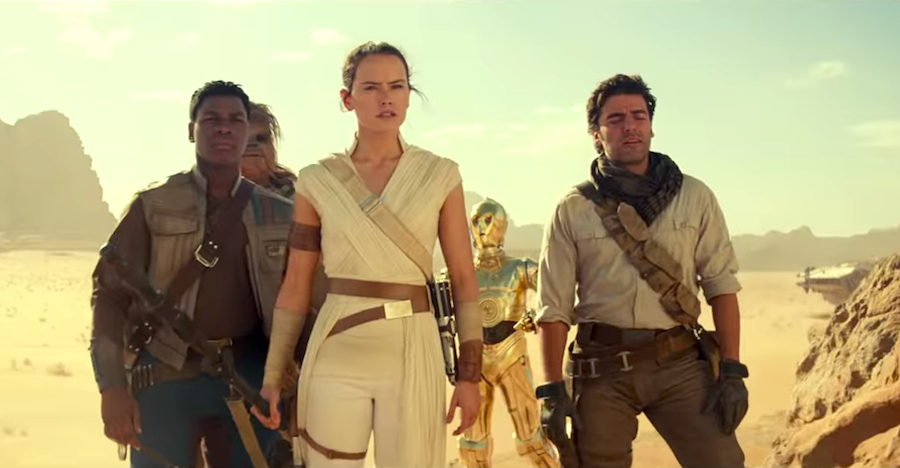 Everything From D23's Special Look at 'Star Wars: The Rise of Skywalker' That Has Us Feeling The Force!