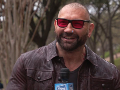 Dave Bautista Talks Final Wrestlemania Battle vs Triple H
