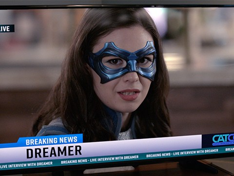 Supergirl Star Nicole Maines's Favorite Memory From Set