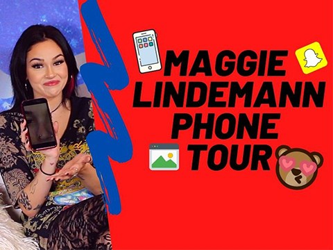 Phone Tour with Singer Maggie Lindemann