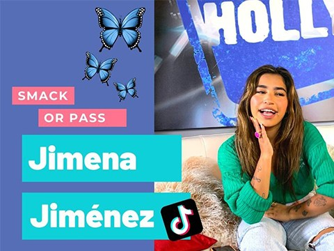 TikTok's Jimena Jiménez Gets Down In The DMs