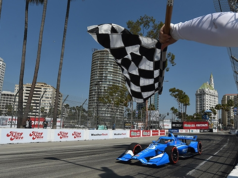 36 Hours From Victory: Up Close With IndyCar Champ Alex Palou