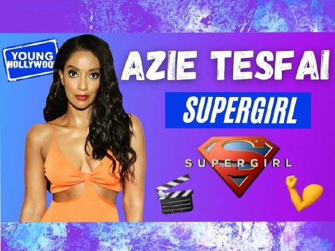 Supergirl's Azie Tesfai on Writing an Episode & Becoming Guardian