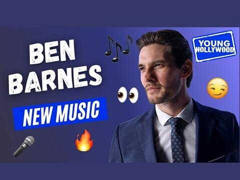 Ben Barnes Talks Debut EP and Learns Gen-Z Slang